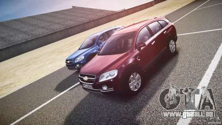 Chevrolet Captiva 2010 Final für GTA 4