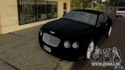 Bentley Continental GT V1.0 für GTA San Andreas