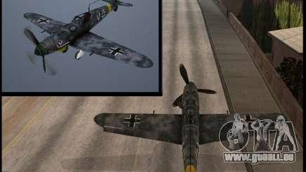 BF-109 G-16 pour GTA San Andreas