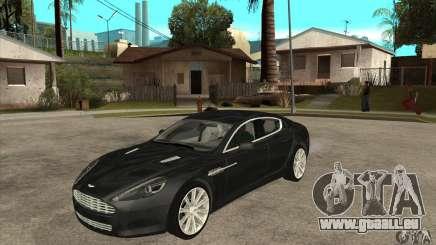 Aston Martin Rapide 2010 für GTA San Andreas