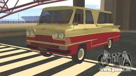 Fahrzeug Start v1. 1 für GTA San Andreas