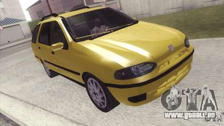 Fiat Palio Weekend 1997 pour GTA San Andreas