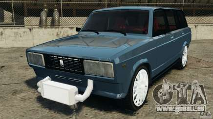 VAZ-2104 Tuning pour GTA 4