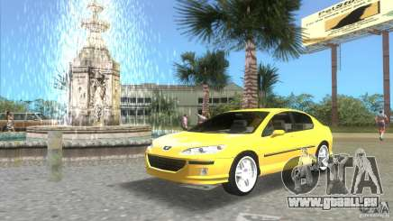 Peugeot 407 für GTA Vice City