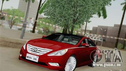Hyundai Sonata 2012 pour GTA San Andreas