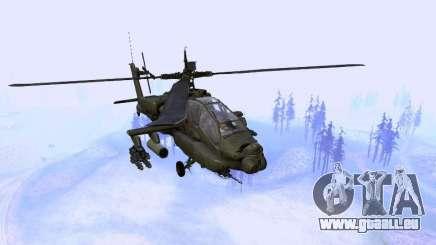 HD Hunter für GTA San Andreas