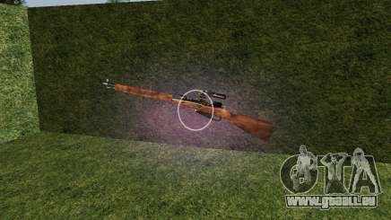 Mosin-Nagant pour GTA Vice City