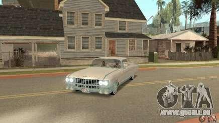 Cadillac 1959 für GTA San Andreas