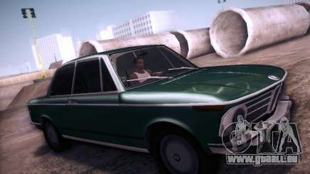 BMW 2002 1972 pour GTA San Andreas