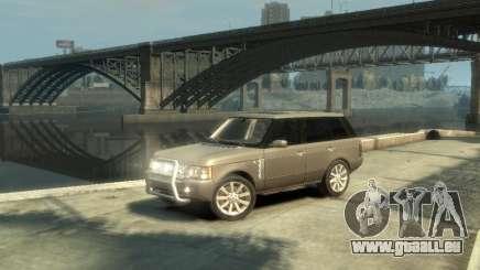 Range Rover Supercharged 2008 für GTA 4