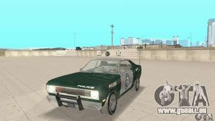 Plymouth Duster 340 Police für GTA San Andreas