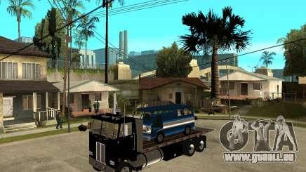 Peterbilt pour GTA San Andreas