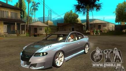 Holden Monaro CV8-R Tuned für GTA San Andreas