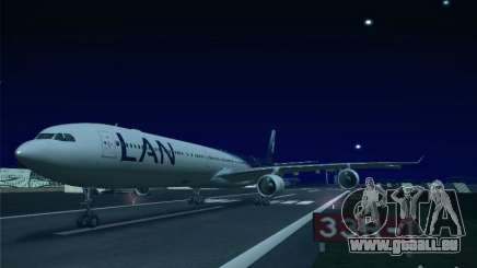 Airbus A340-600 LAN Airlines pour GTA San Andreas