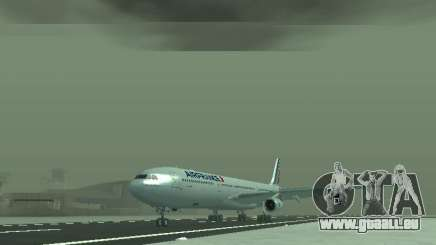 Airbus A340-300 Air France pour GTA San Andreas