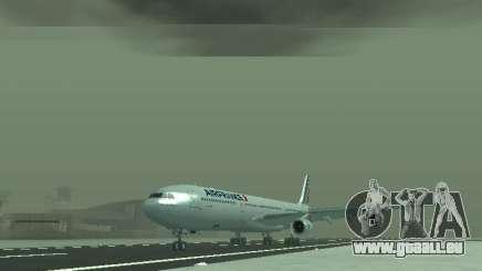 Airbus A340-300 Air France für GTA San Andreas