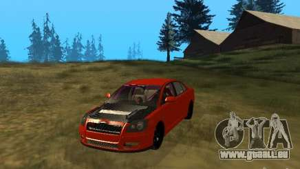 Toyota Avensis TRD Tuning pour GTA San Andreas