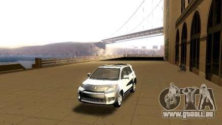 Scion xD für GTA San Andreas