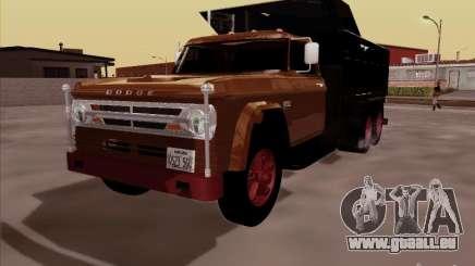 Dodge Dumper für GTA San Andreas