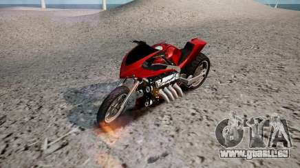Drag Bike pour GTA 4