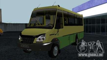 Golaz 3207 für GTA San Andreas