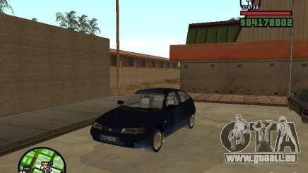 VAZ 21124 coupé pour GTA San Andreas