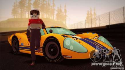 Ford GT40 MK IV 1967 pour GTA San Andreas