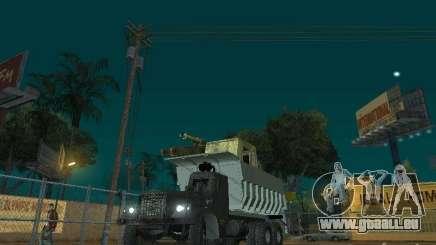 KrAZ-256b1-030 für GTA San Andreas