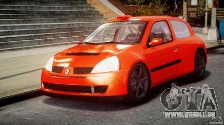 Renault Clio Sport pour GTA 4
