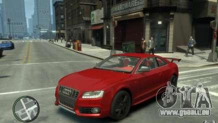 Audi S5 v2 für GTA 4