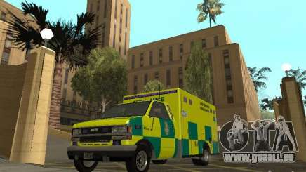 London Ambulance pour GTA San Andreas