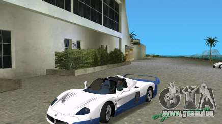 Maserati MC12 für GTA Vice City