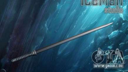 Das Schwert Klinge für GTA San Andreas