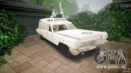 Cadillac Wildlife Control pour GTA 4