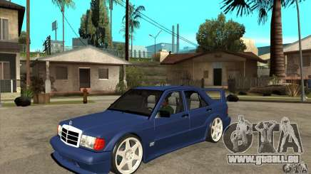 Mercedes-Benz w201 190 2.5-16 Evolution II pour GTA San Andreas
