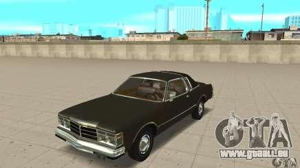 Chrysler Le Baron 1978 pour GTA San Andreas
