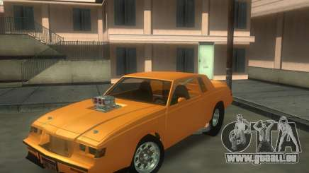 Buick GNX pro stock pour GTA San Andreas