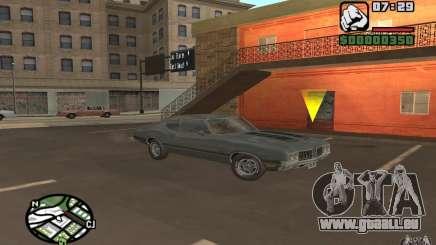 Oldsmobile 442 für GTA San Andreas