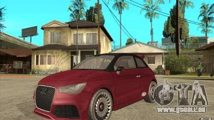 Audi A1 Clubsport Quattro pour GTA San Andreas