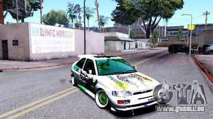 Ford Escort RS 92 Hella für GTA San Andreas