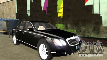 Maybach 57S pour GTA San Andreas