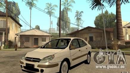 Citroen C5 HDI pour GTA San Andreas