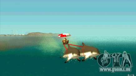 FlexyDolphin für GTA San Andreas