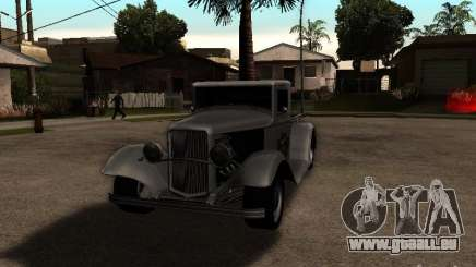 Ford Farmtruck pour GTA San Andreas