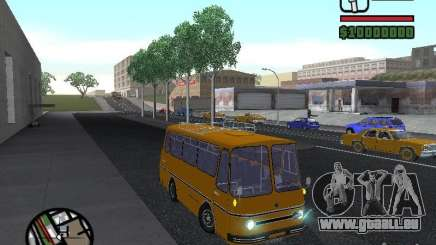 TV 7 pour GTA San Andreas