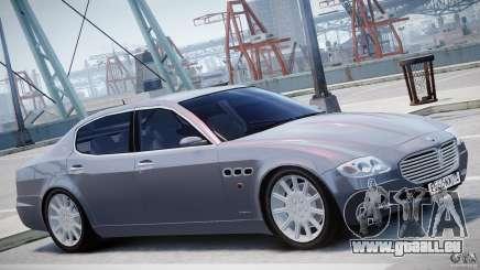 Maserati Quattroporte V pour GTA 4