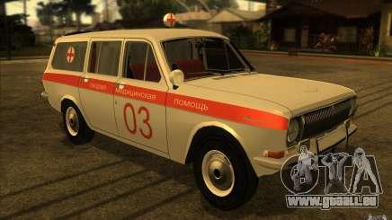 GAZ-24 Wolga 03-Ambulanz für GTA San Andreas