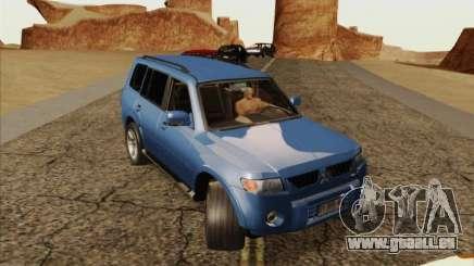 Mitsubishi Montero pour GTA San Andreas