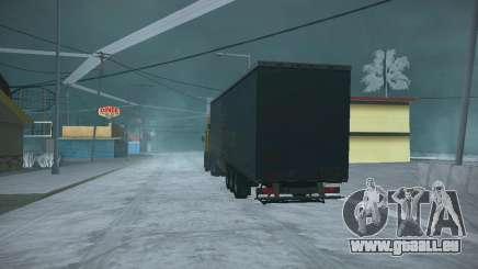Krone Paperliner DFDS pour GTA San Andreas