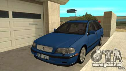 Volvo V40 - Stock für GTA San Andreas